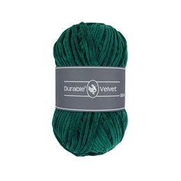 Durable Velvet 2150 - Forest Green