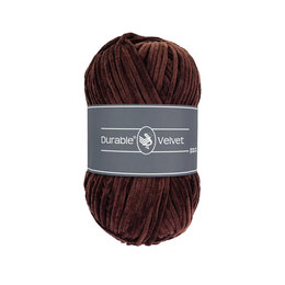 Durable Velvet 385 - Coffee