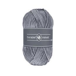 Durable Velvet 2232 - Light Grey