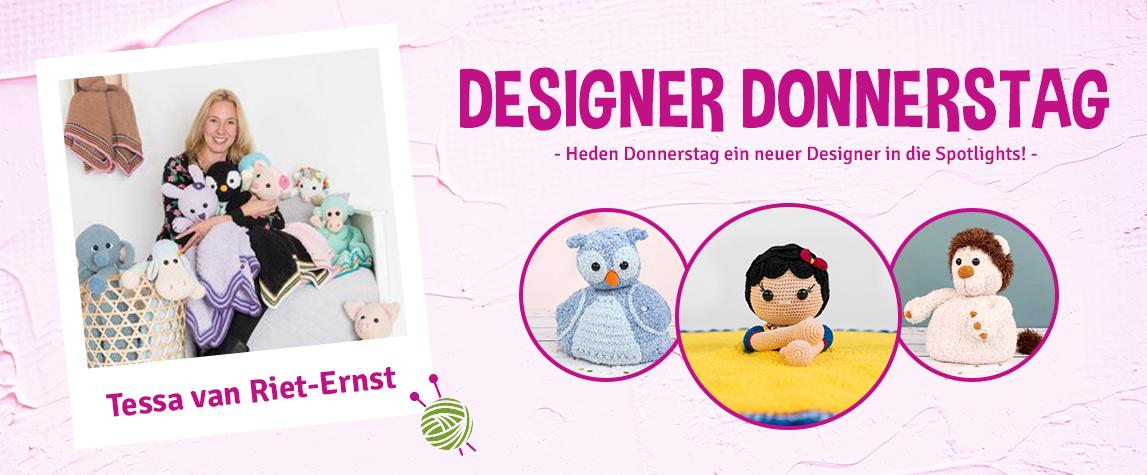 Designer Donnerstag: Tessa van Riet - Ernst