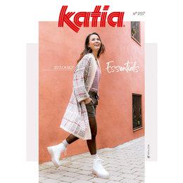 Katia Magazin Essentials 107: Trends, Basics und große Größen