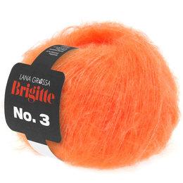 Lana Grossa Brigitte No. 3 - 02 - Orange
