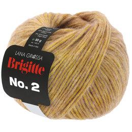 Lana Grossa Brigitte No.2 - 37 - Sandgelb