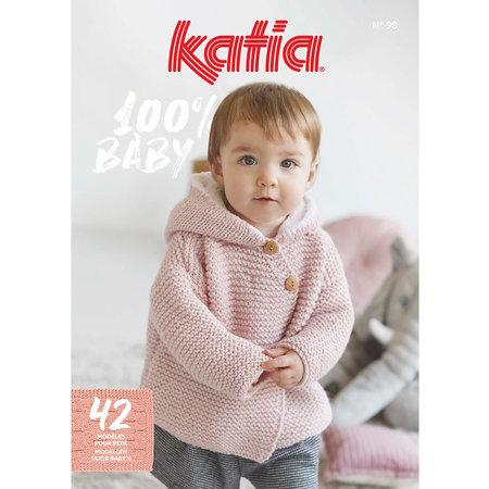 Katia Magazin Baby no. 98 Herbst-Winter 2021/2022