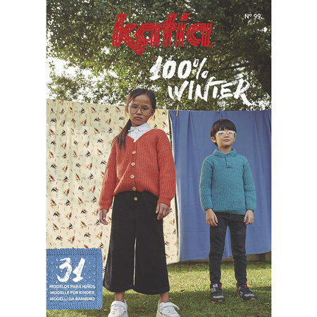 Katia Magazin Kinder no. 99 Herbst-Winter 2021/2022