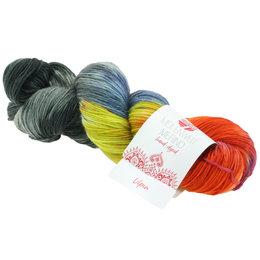 Lana Grossa Meilenweit 100 Merino Hand-Dyed 616 - Vipin