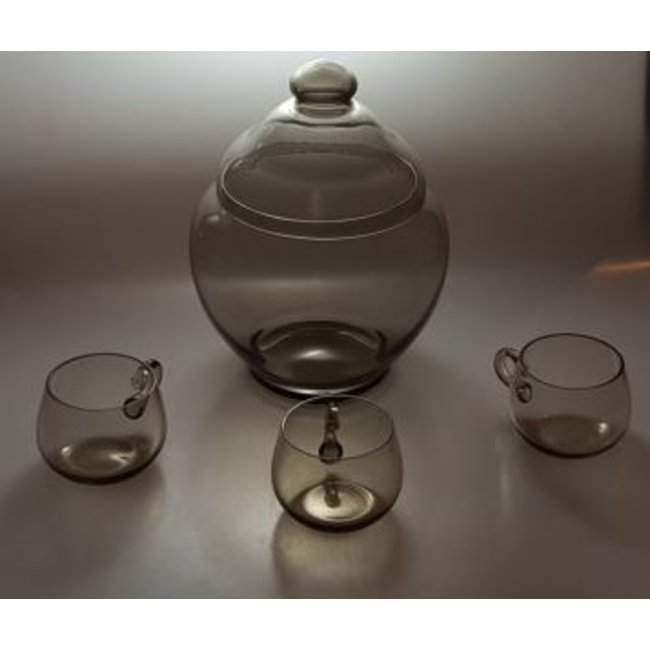 Andries Copier - Bowlstel Fumi (1923)