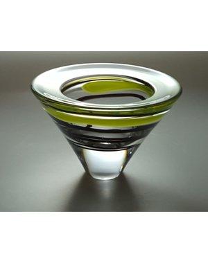 Leerdam Glaskunst Siem van der Marel - Leerdam Serica (2000)