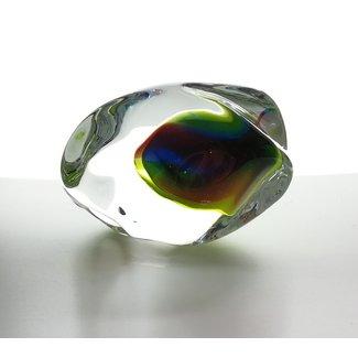 Royal Leerdam (Glasfabriek Leerdam) Royal Leerdam kristal - Massieve Leerdam Serica