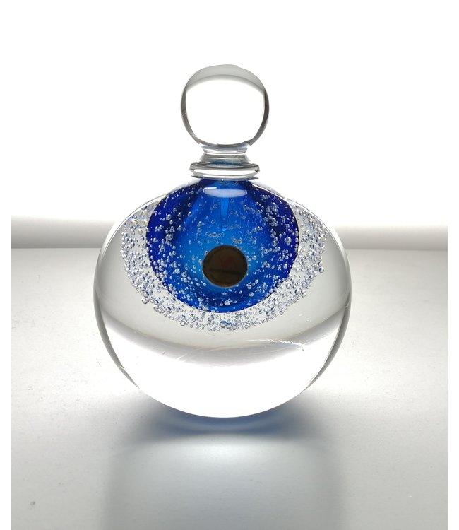 Siem van der Marel Leerdam Glaskunst Object 2000