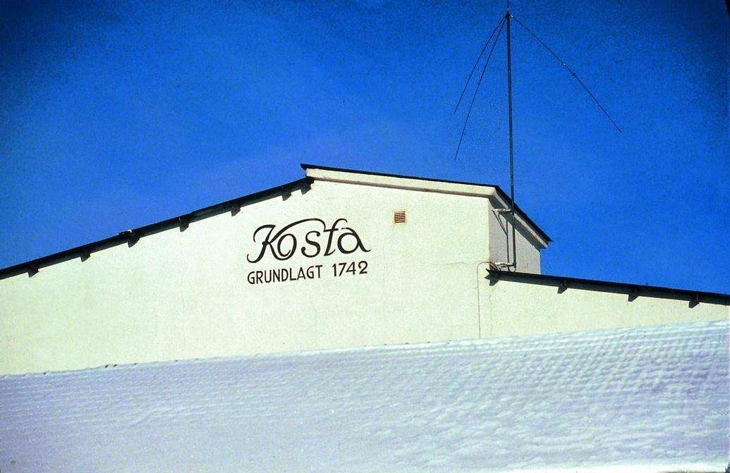Kosta Boda winkels Nederland