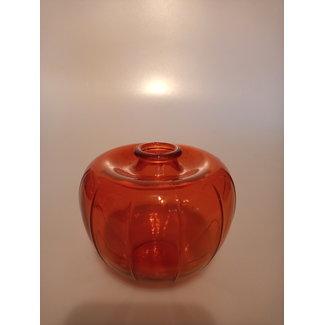Royal Leerdam (Glasfabriek Leerdam) Andries Copier - Oranjevaasje Bevrijding (1945)