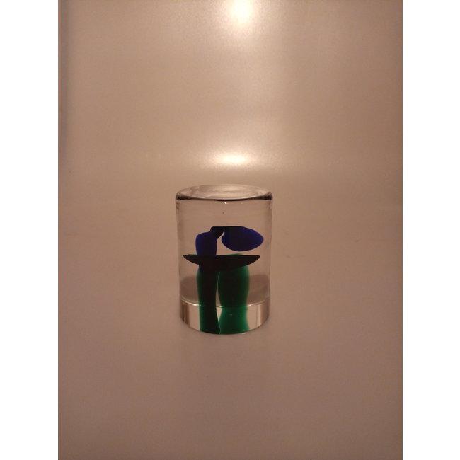 Royal Leerdam (Glasfabriek Leerdam) Mieke Pontier - Museumjaarobject Leerdam (1991)