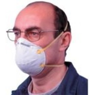 Mondmaskers FFP1 –  Bescherming Coronavirus / Griepvirus - Model 2