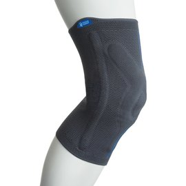 Knee brace with additional kneecap support