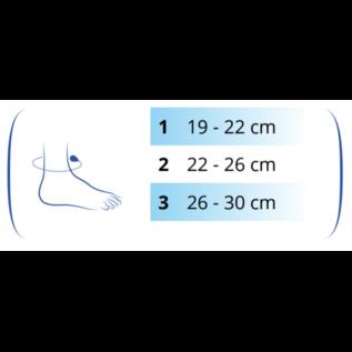 MALLEO DYNASTAB  - Chevillère stabilisatrice - avec un laçage de précision