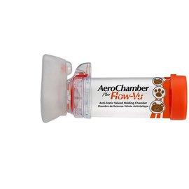 AeroChamber Flow-VU met babymasker - oranje