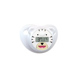 Baby teat thermometer