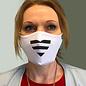 Gepersonaliseerd masker -  min 100 stuks