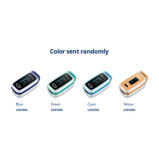 Heartcare Medical Portable Digital LED Fingertip Pulse Oximeter Blood Oxygen Saturation Monitor