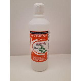 Hand sanitizing gel 500ml
