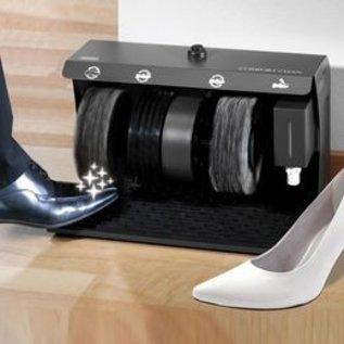 H.Koenig Cireuse à chaussures H.Koenig U600