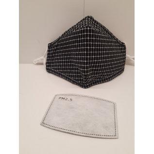 Mondmasker voor volwassenen  met filter