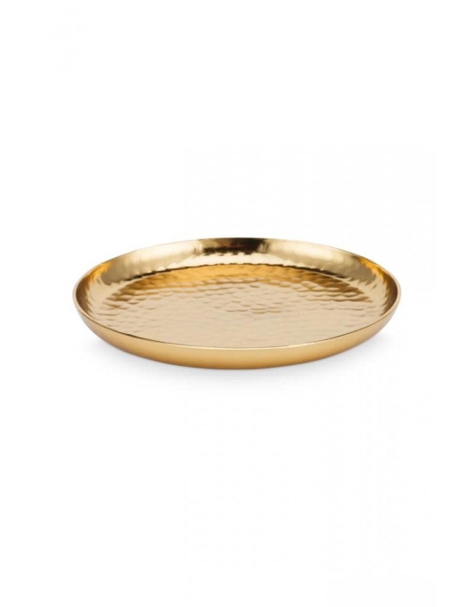 Plateau Gold L 22cm