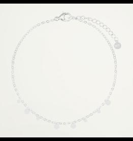 Armband Bolletjes zilver