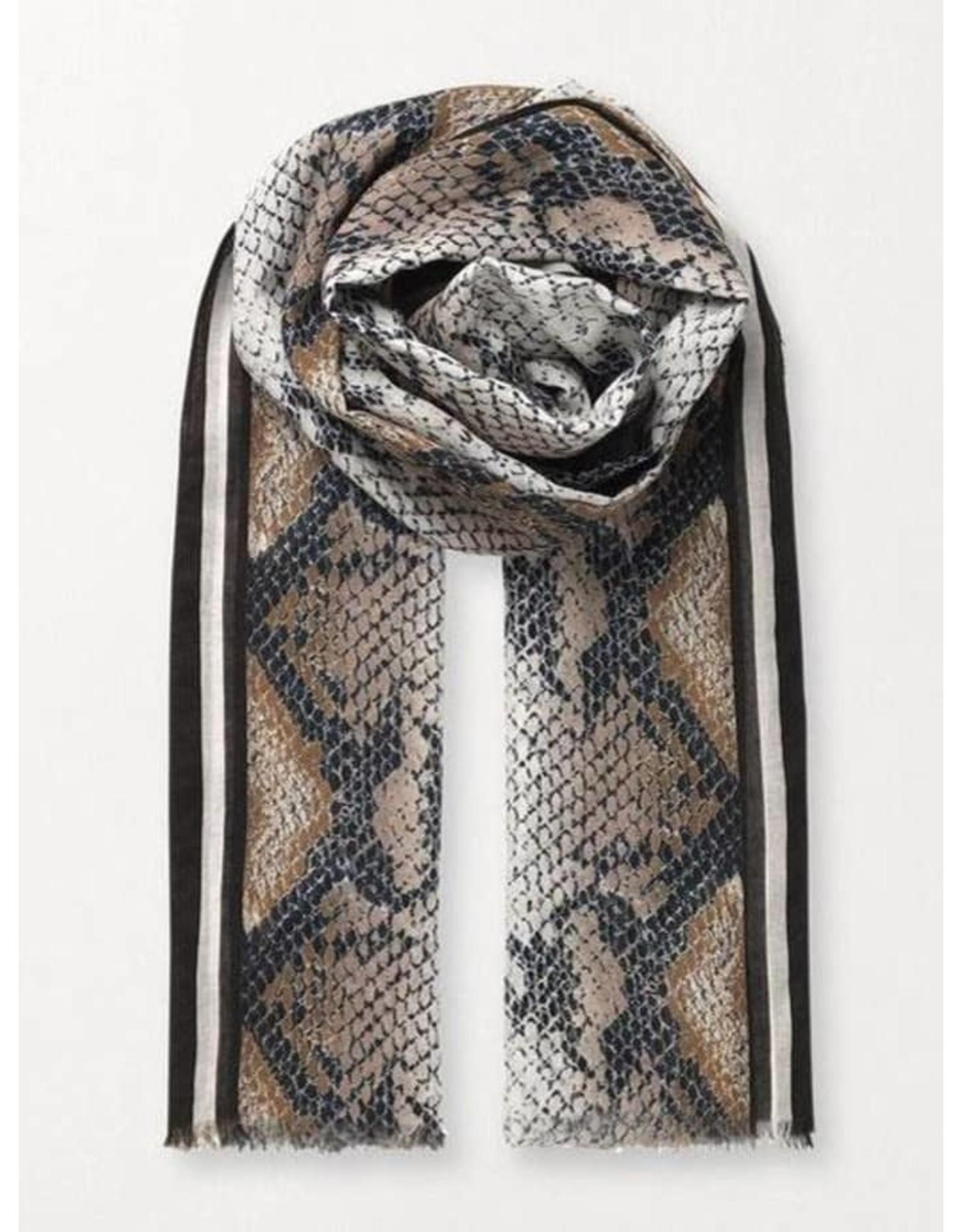 Sjaal Slangenprint