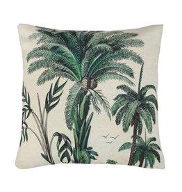 Kussen Palmbomen