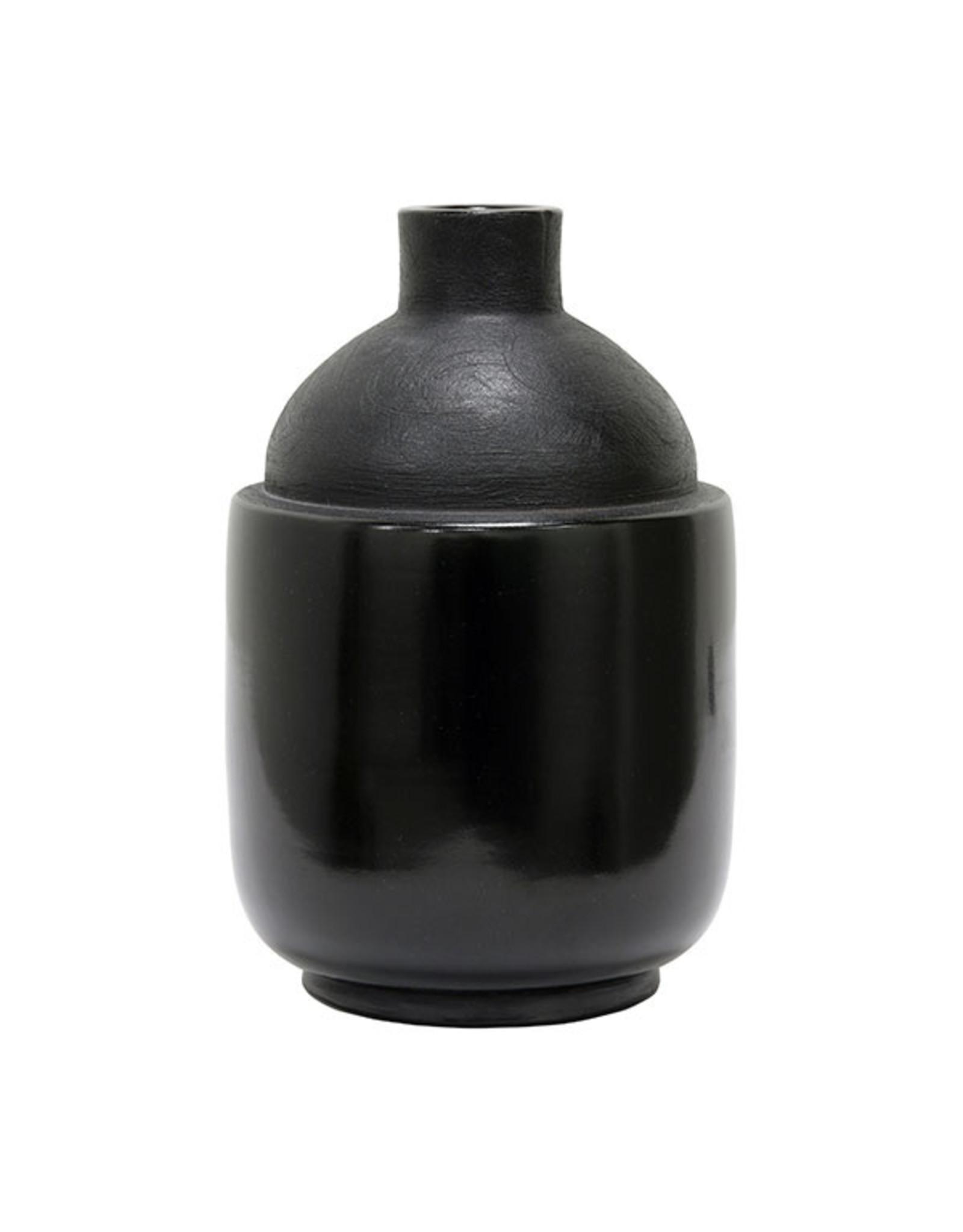 Vaas Zwart Keramiek