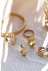Ring Golf goud