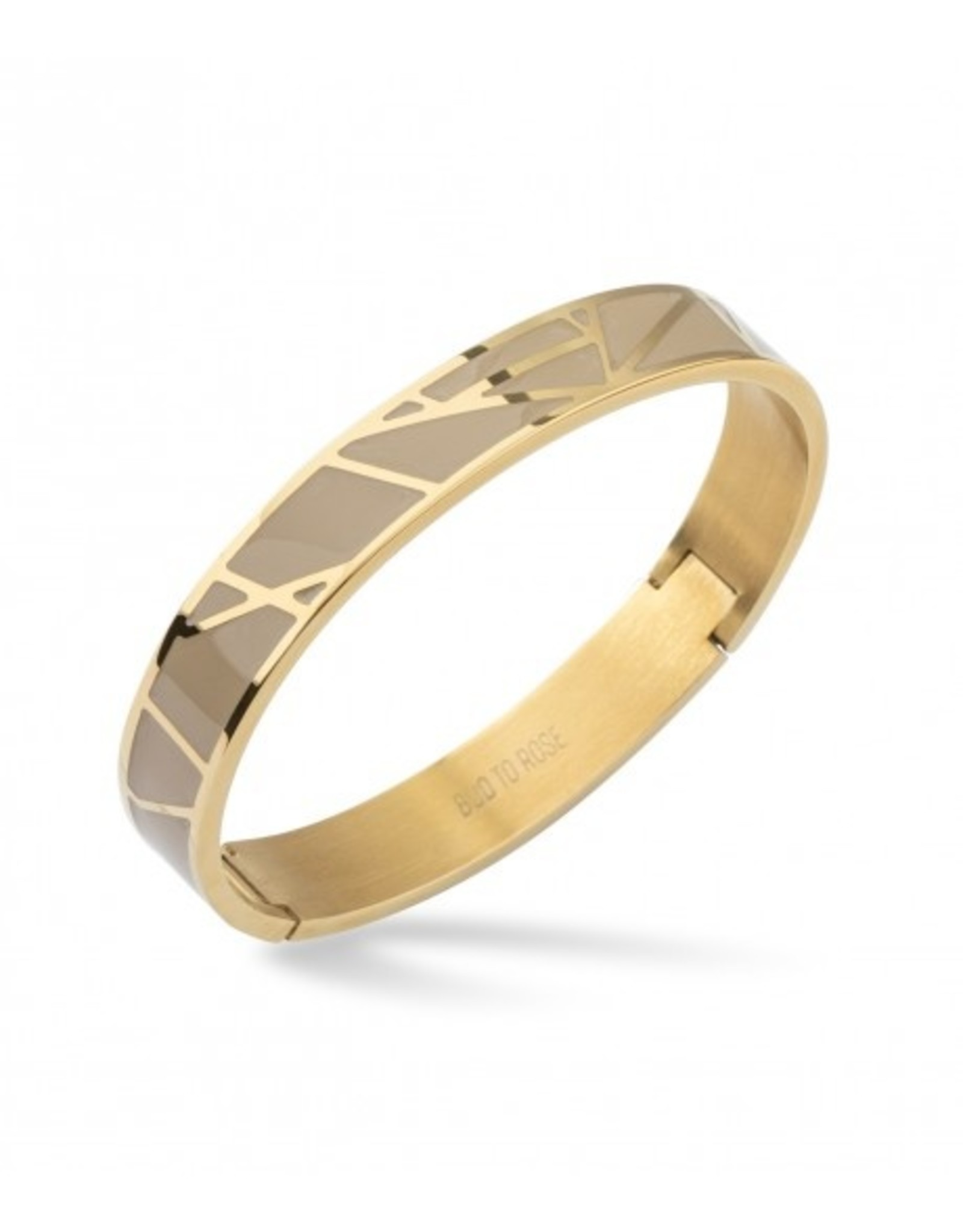 Armband Email Sand/Goud