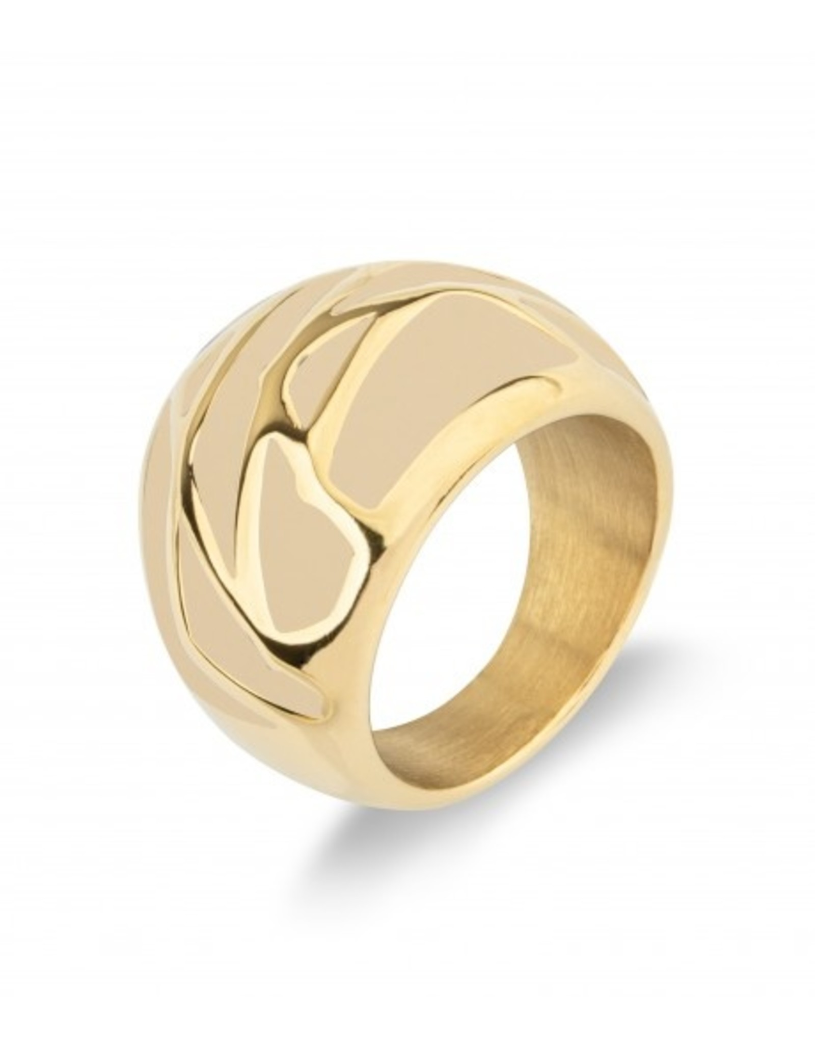 Ring Email Sand/Goud