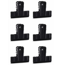 Clips Zwart Medium