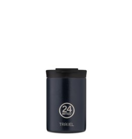 Travel Tumbler 350ml Deep Blue