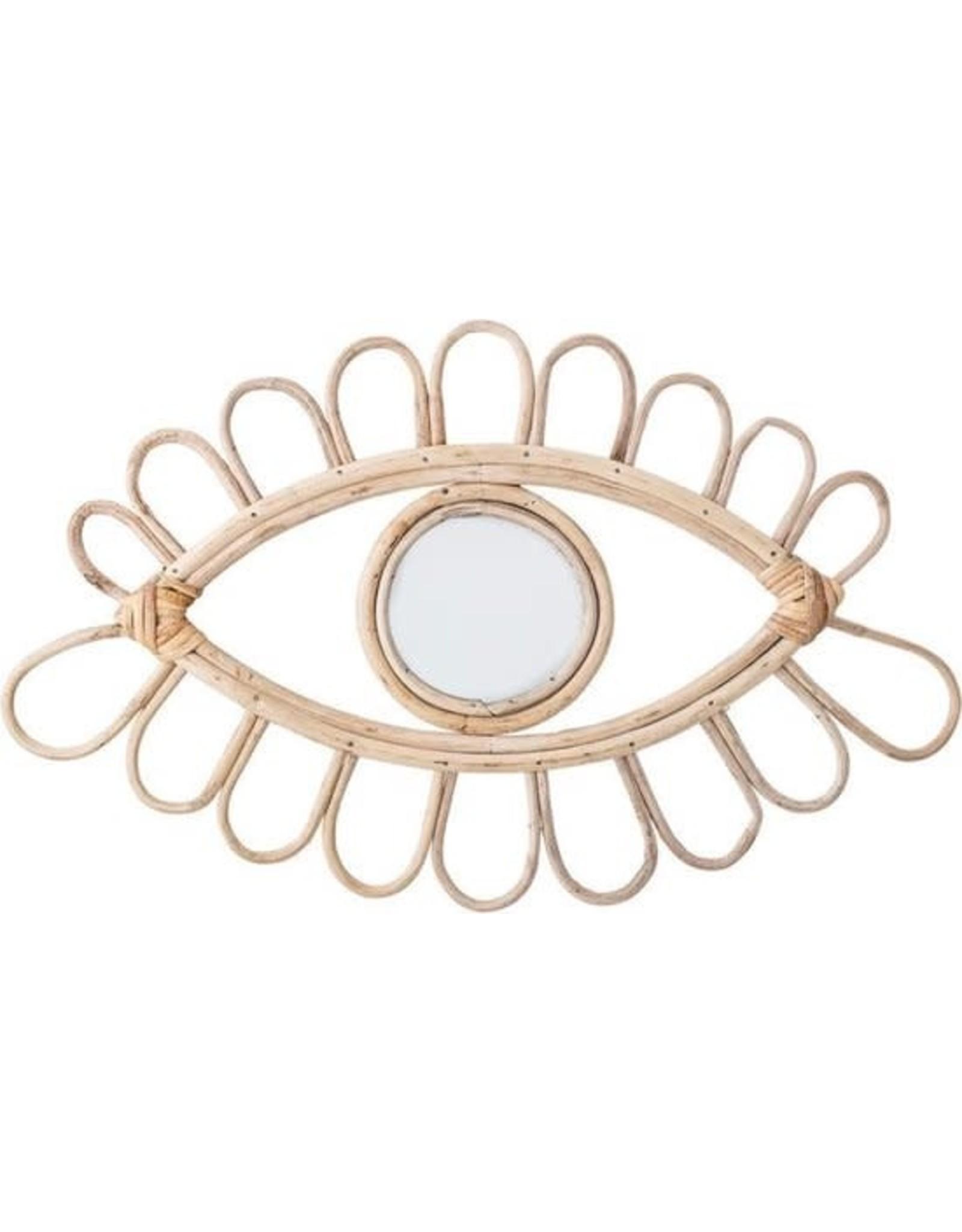 Spiegel Bamboe Eye