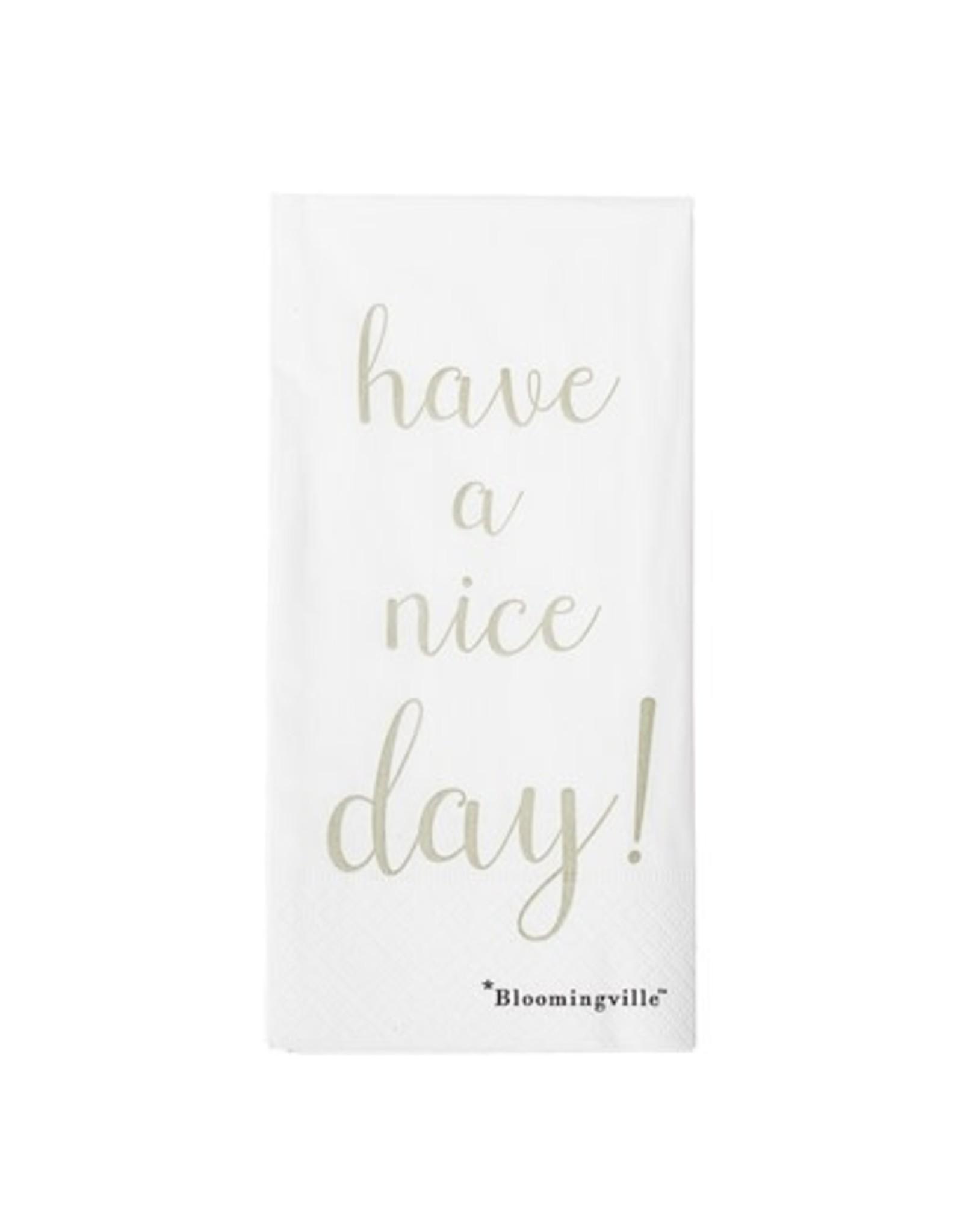 Servietten papier Nice Day