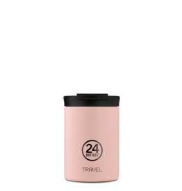 Travel Tumbler 350ml Pink