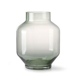 Vaas Groen glas