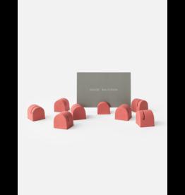 Kaarthouders Pomegranate 8 stuks