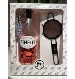 Cadeaupakket Pineut Likeur + Zeef