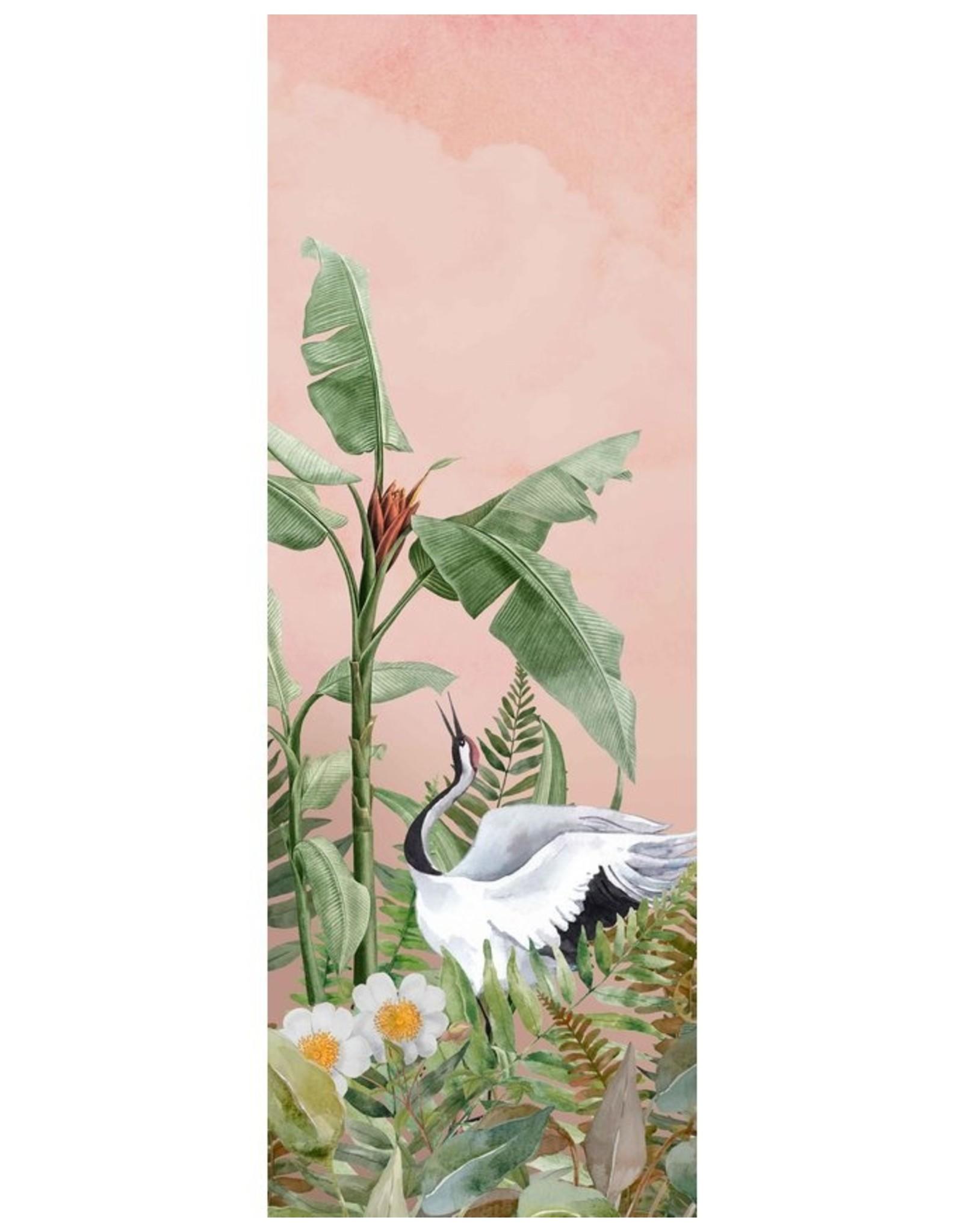 Behangpapier kraanvogels