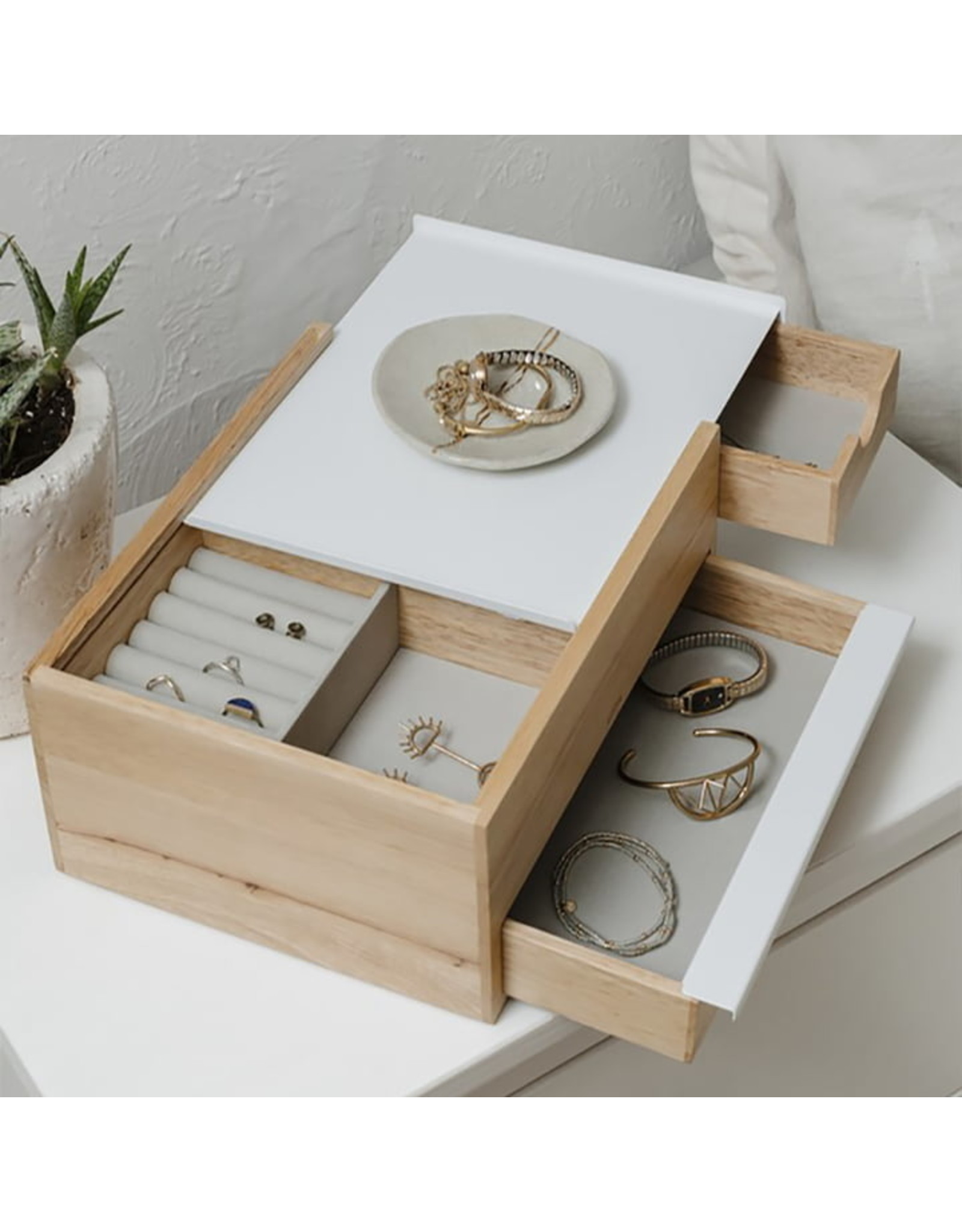 Juwelendoos natural small