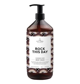 Body wash 'Rock this day'