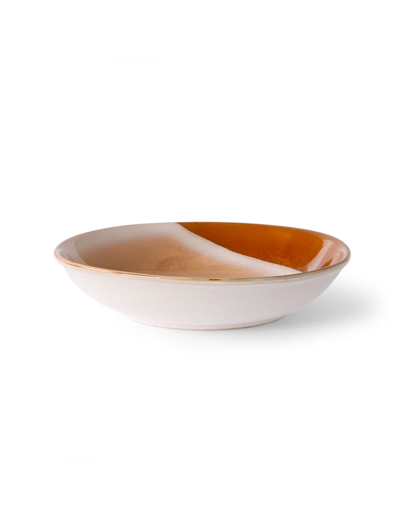 Set van 2 curry bowls hills