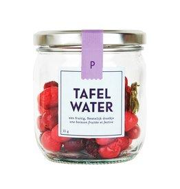 Tafelwater Navulling Cranberry kers rozemarijn
