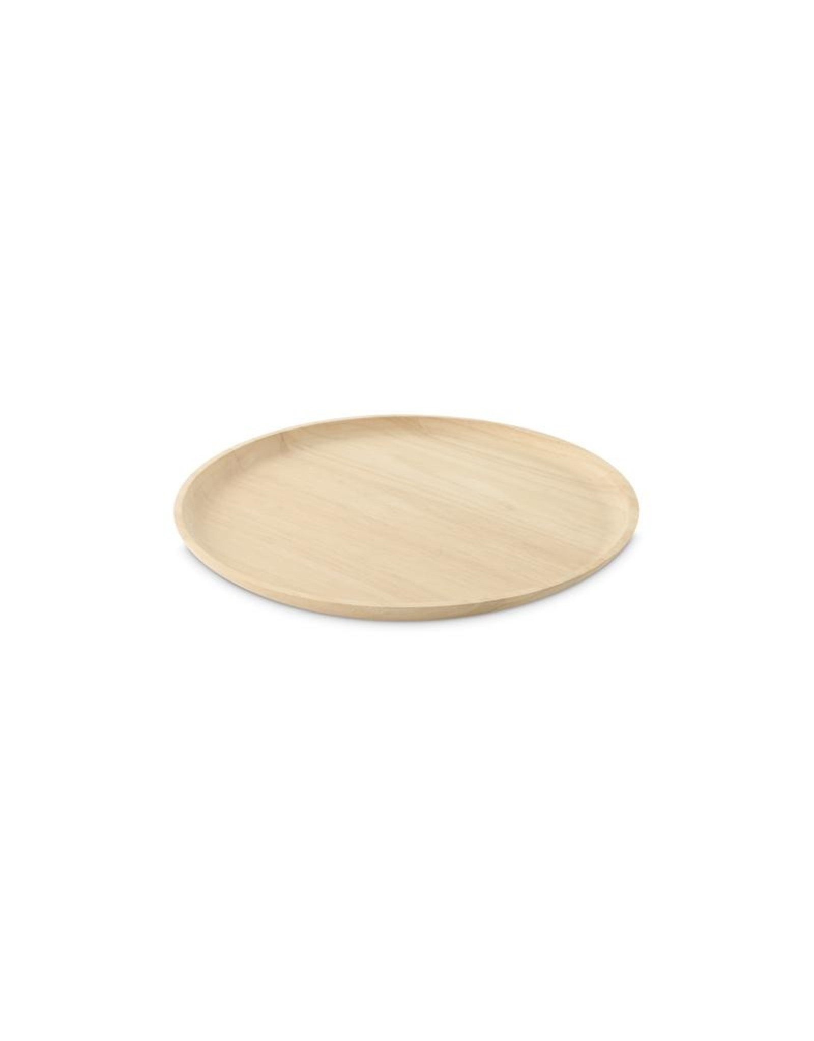 Plateau rubberwood 40cm