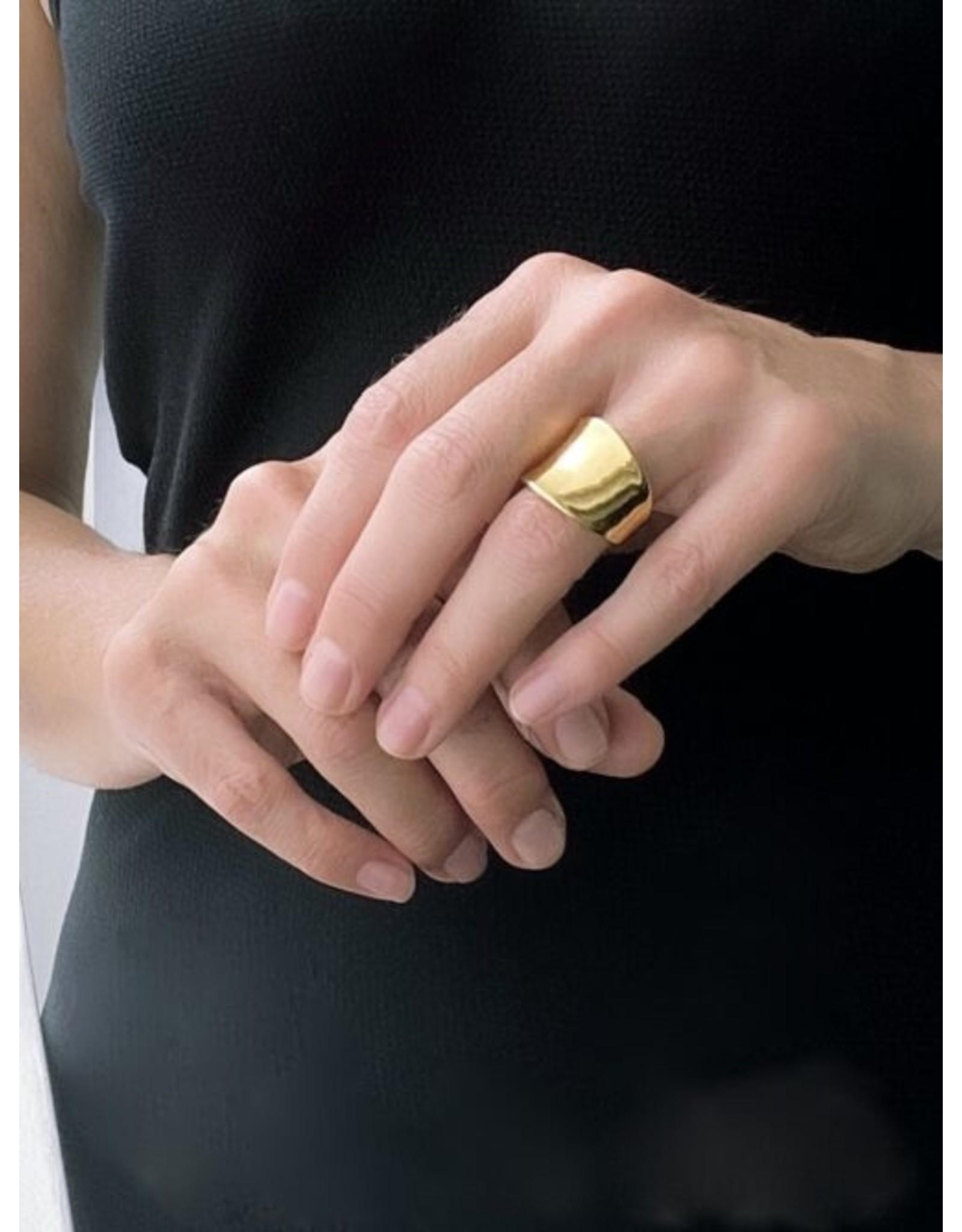 Ring breed organisch